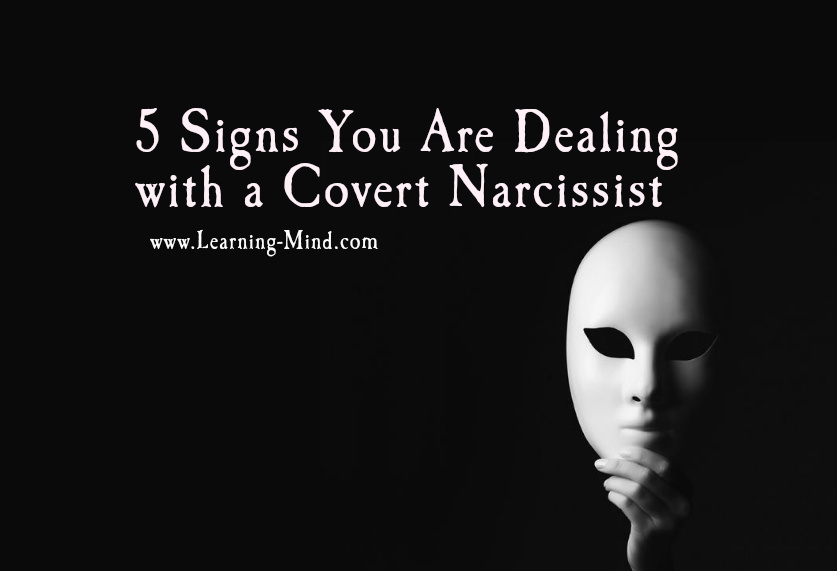 covert narcissist signs