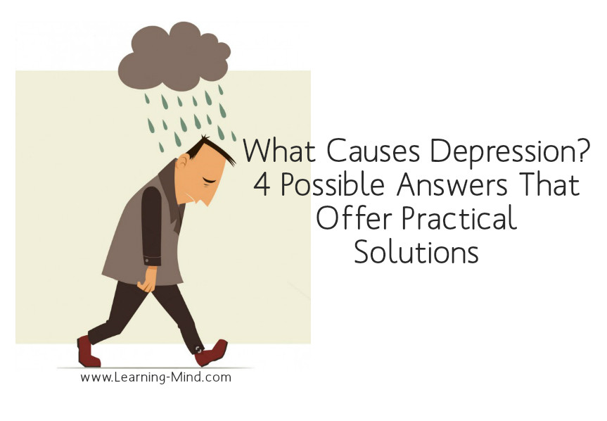 what causes depression