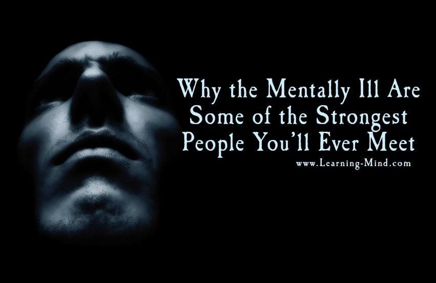 mentally ill