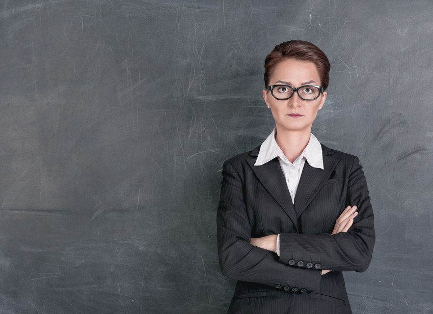 Smart women scare men away