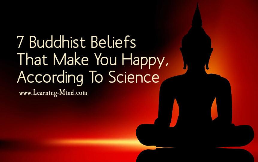 buddhist beliefs happiness