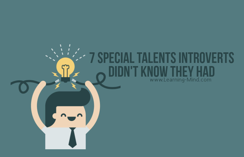 special talents introverts