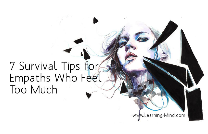 7 Survival Tips for Empaths Who Feel Too Much
