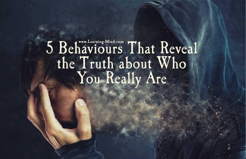 who we are behaviors