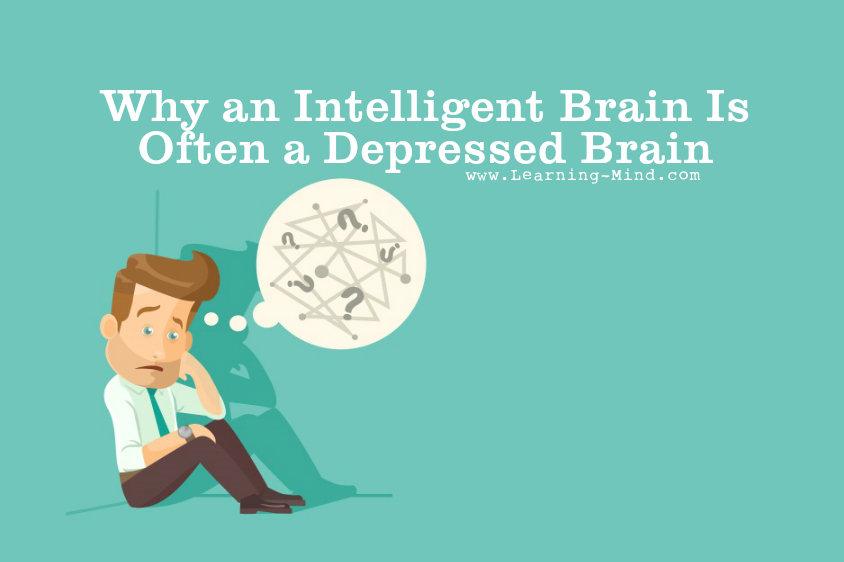 depressed brain