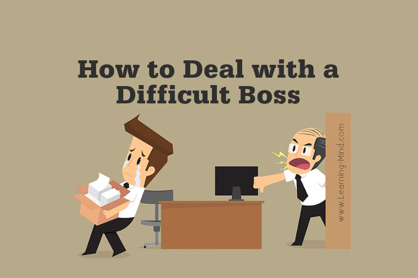 difficult boss