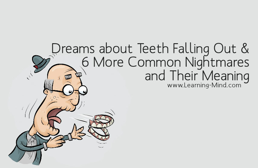 dreams about teeth falling out