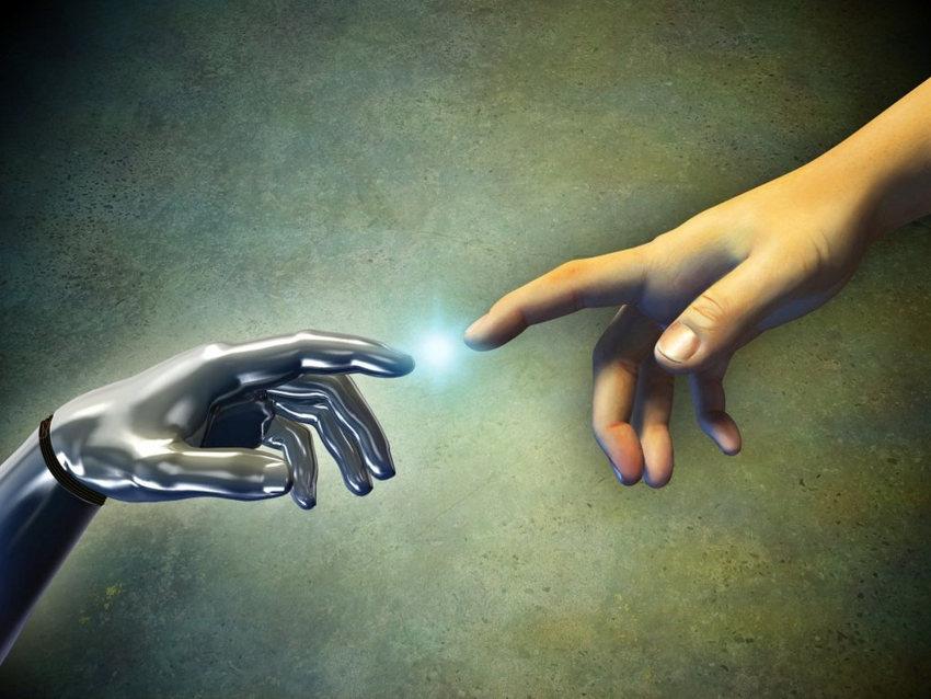advanced technology god