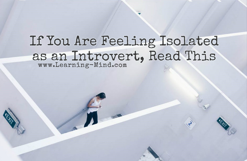 feeling isolated