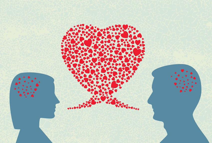 Love relationships psychology