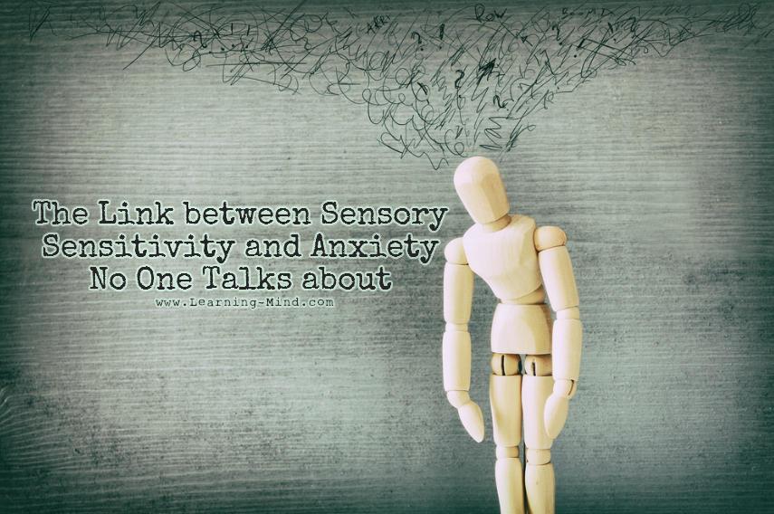 Sensory Processing Disorder anxiety