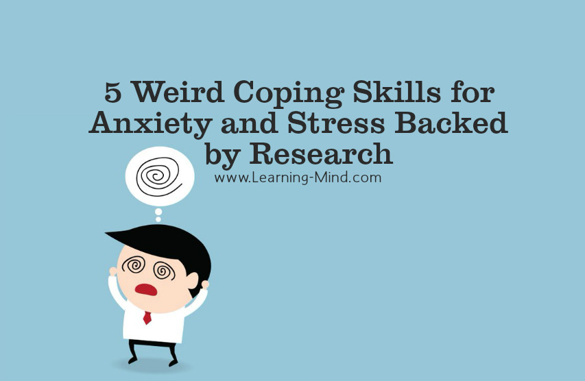 coping skills for anxiety