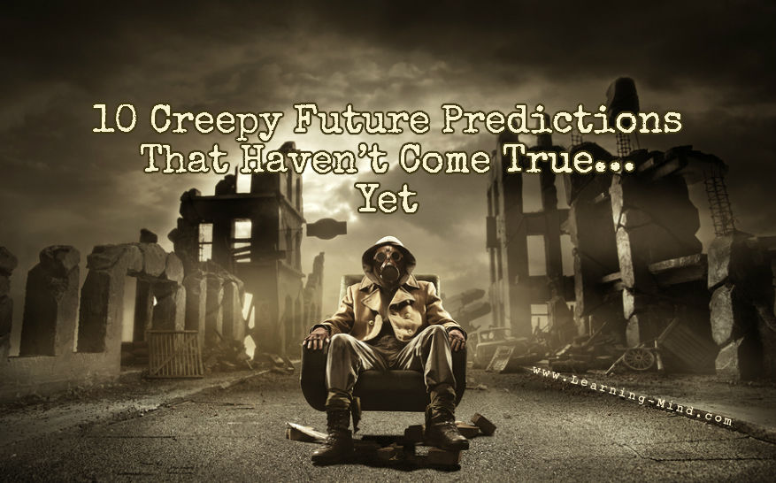 creepy future predictions