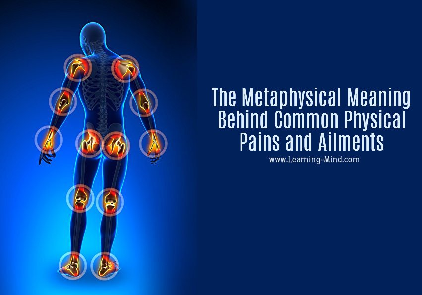 The Metaphysical Meaning Behind Common Physical Pains and