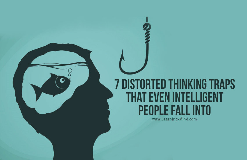 distorted thinking traps