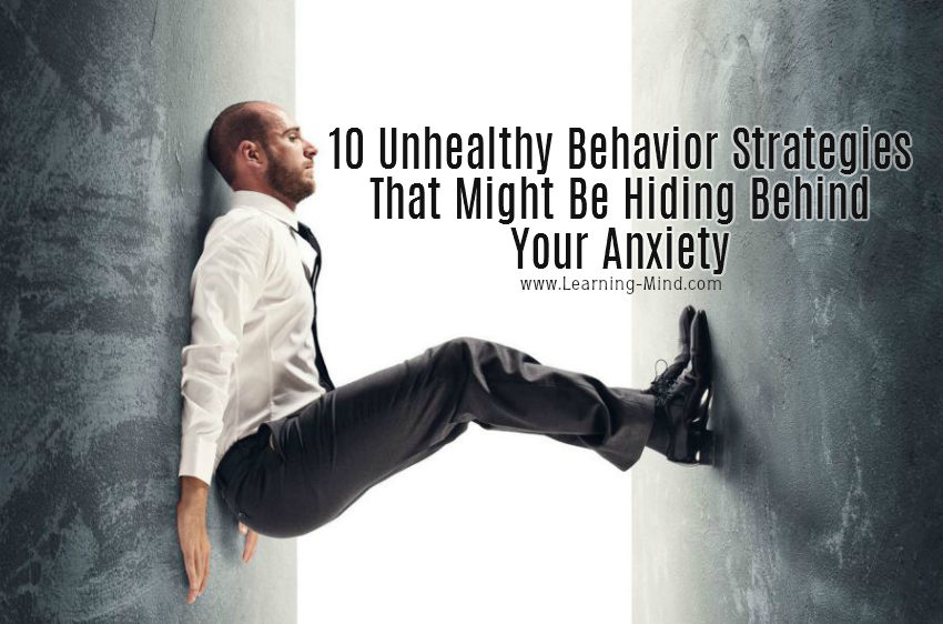 behavior strategies anxiety