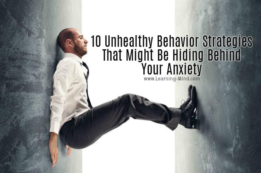 behavior strategies anxiety