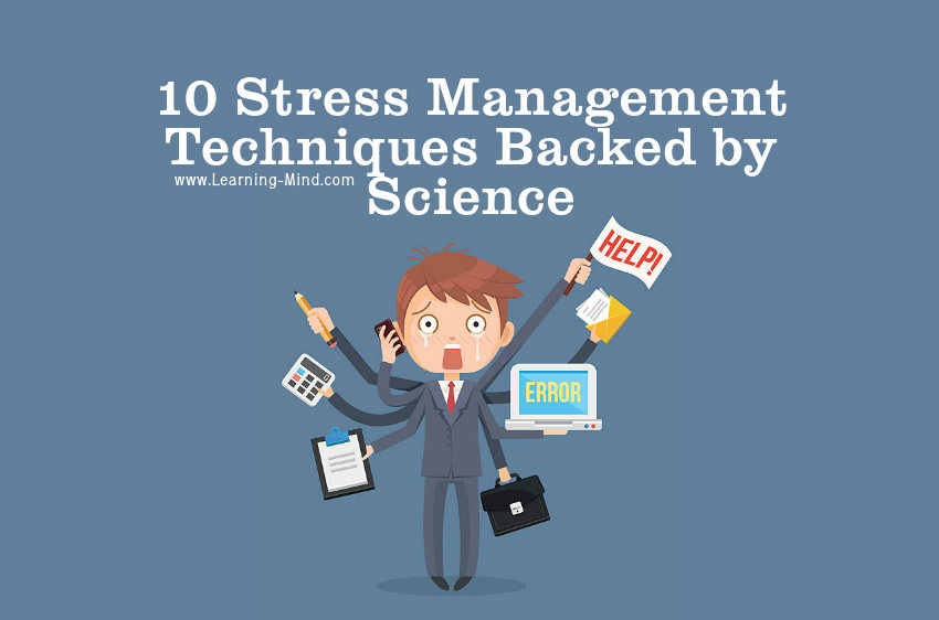stress management techniques