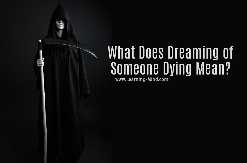 What Does Dreaming of Someone Dying Mean