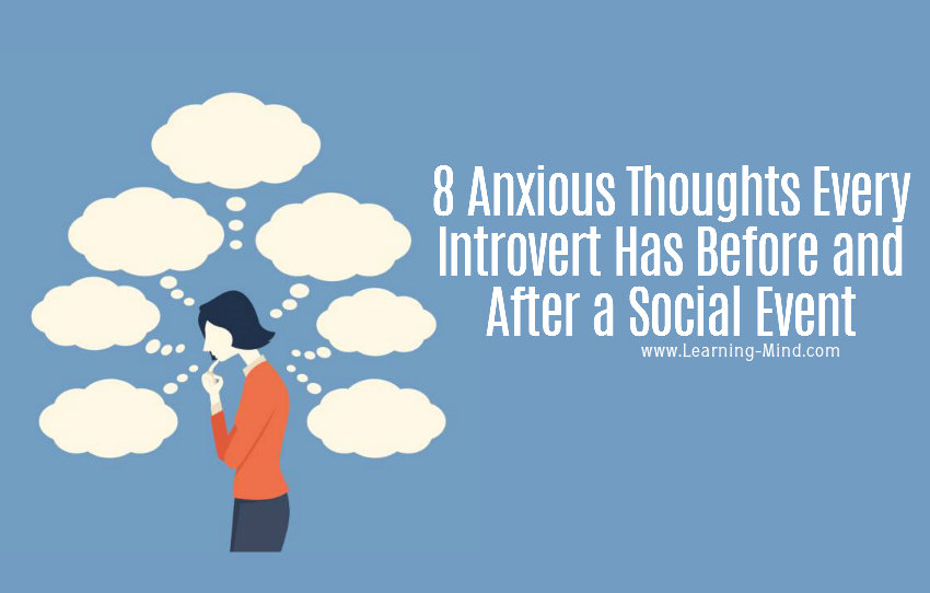 anxious thoughts introvert
