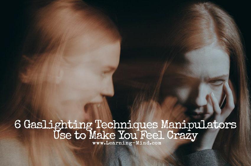 gaslighting techniques