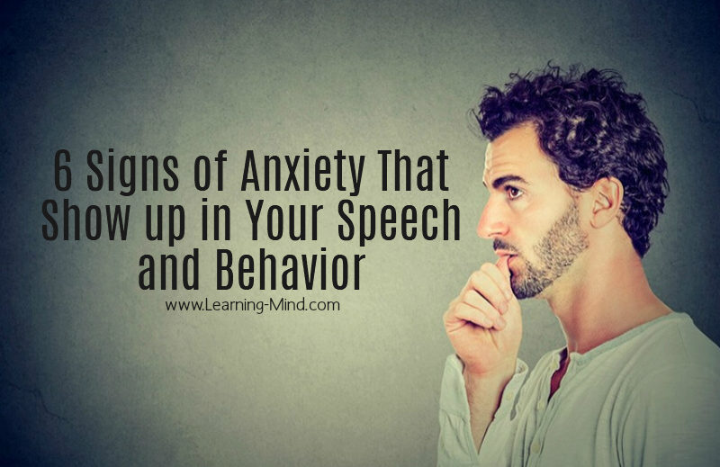 signs of anxiety