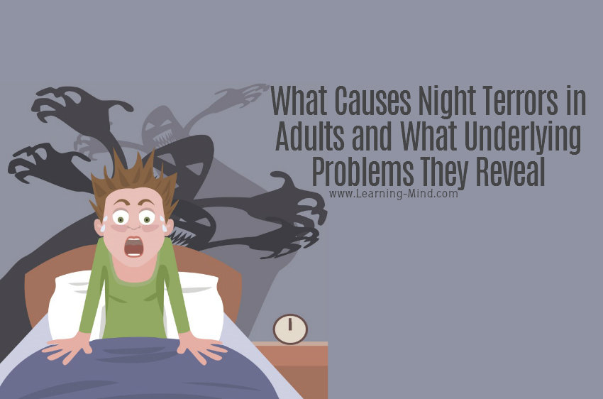 night terrors in adults