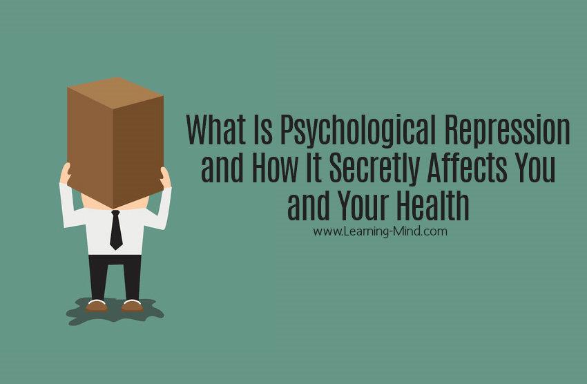 psychological repression