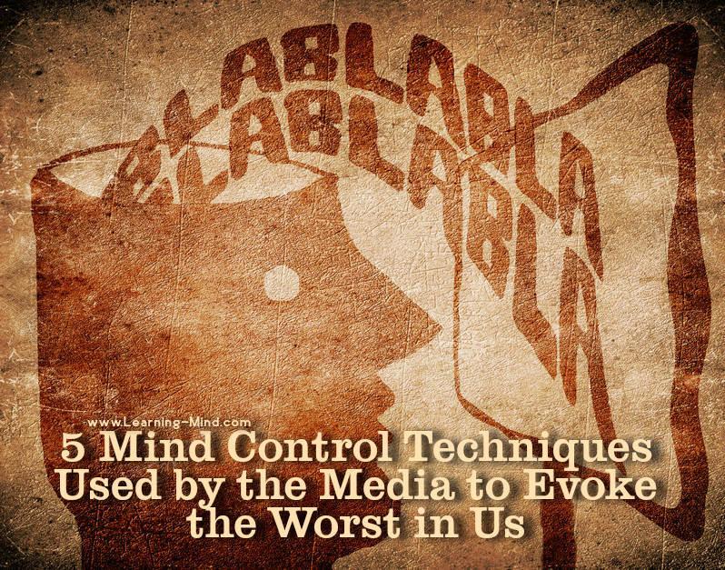 mind control techniques mass media