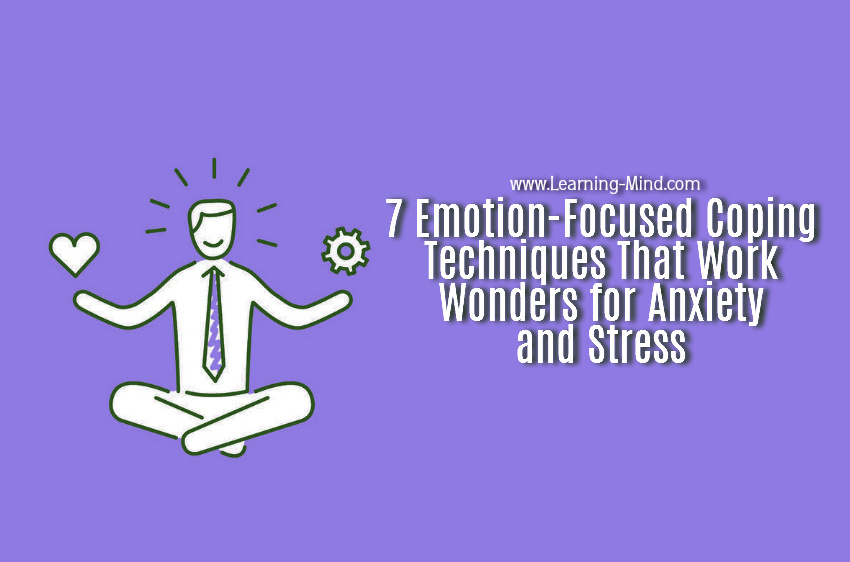 emotion-focused coping techniques