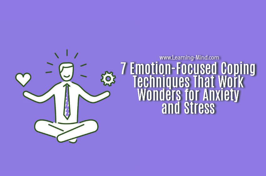 emotion-focused coping techniques