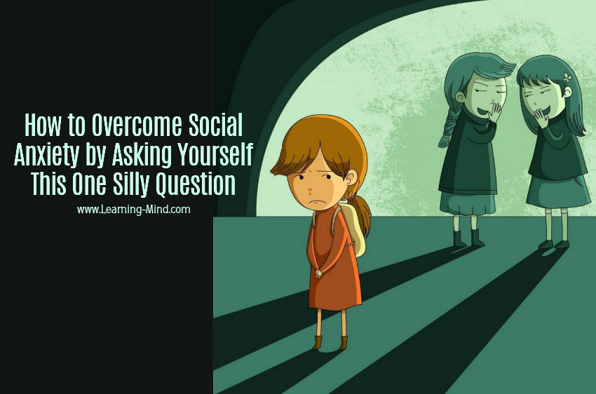 how to overcome social anxiety naturally