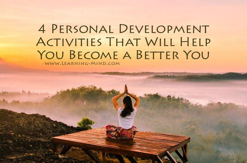 personal development activities