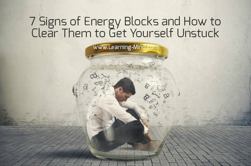7 Signs of Energy Blocks and How to Clear Them to Get Yourself Unstuck Energy-blocks
