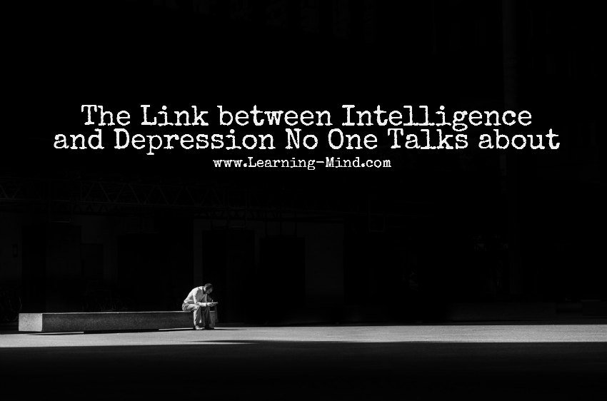 intelligence and depression