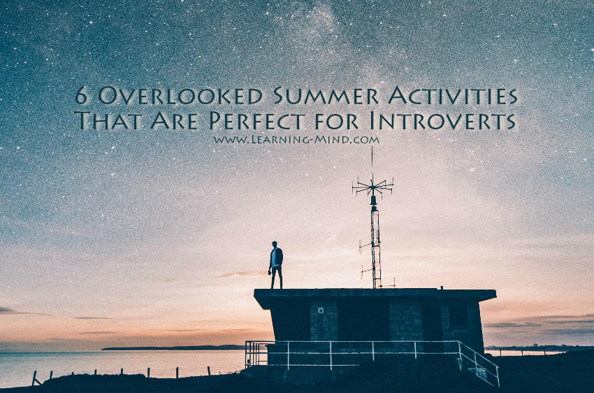 summer activities introverts