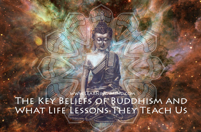 key beliefs of buddhism
