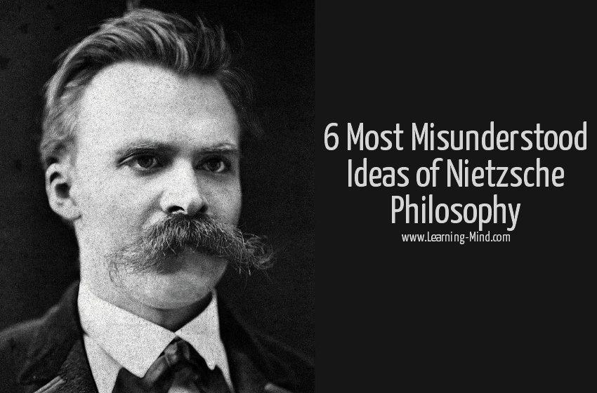 Nietzsche philosophy