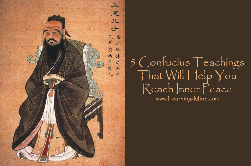 confucius teachings