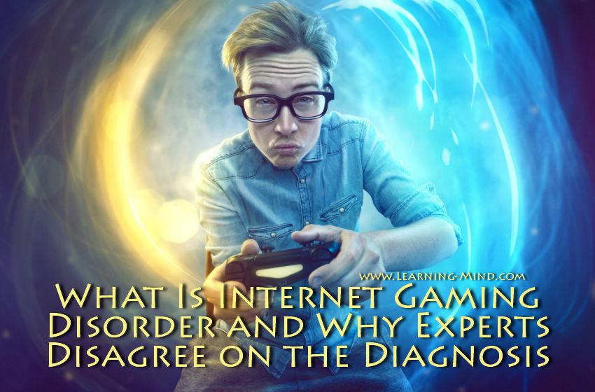 Internet Gaming Disorder
