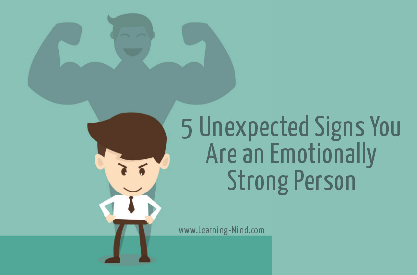 emotional strength