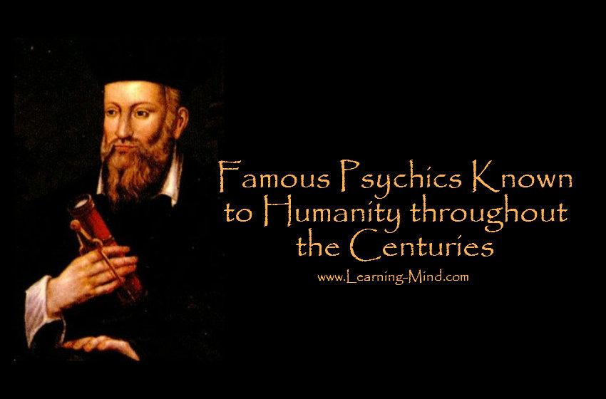 famous psychics