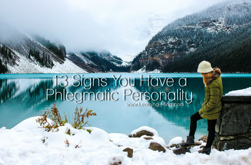 phlegmatic personality type