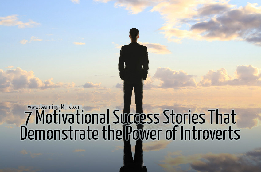 motivational success stories introverts
