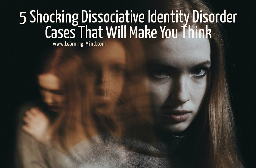 Dissociative Identity Disorder Cases