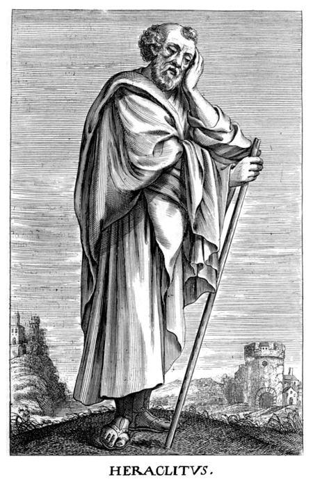 Heraclitus greek philosophers