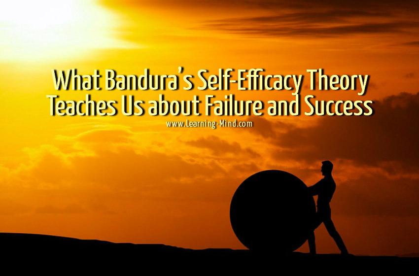 Bandura's Self-Efficacy Theory