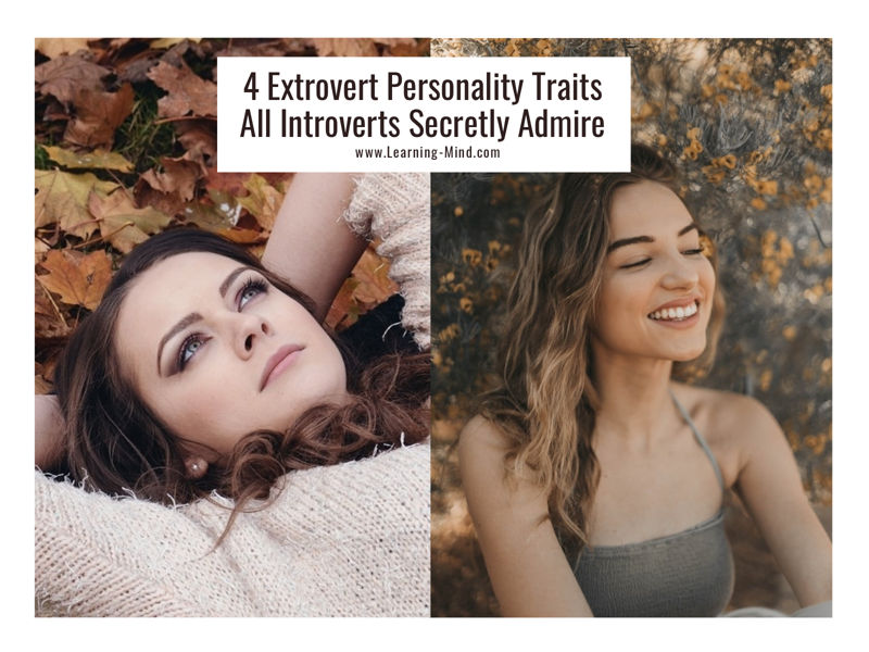 extrovert personality traits introverts