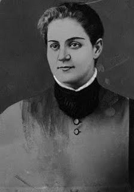 Jane Toppan angel of mercy