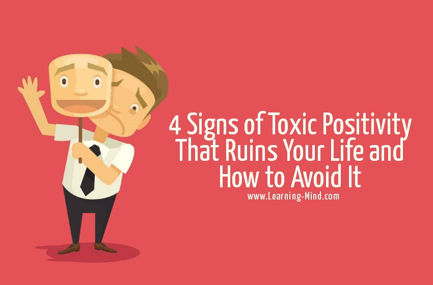 toxic positivity signs
